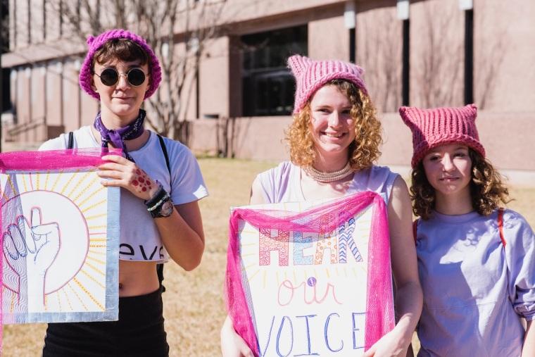 nikki women march image