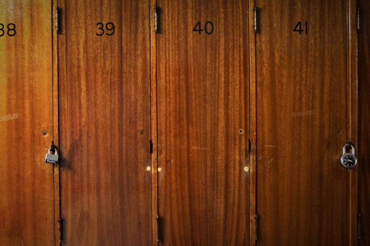 Rainey Hall Lockers